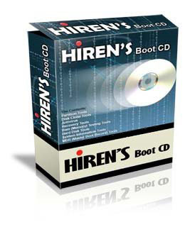 Hiren's Boot CD 10.5 Logo-box